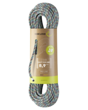 EDELRIDSwift Eco Dry 8,9 mm - 70 m Kletterseil