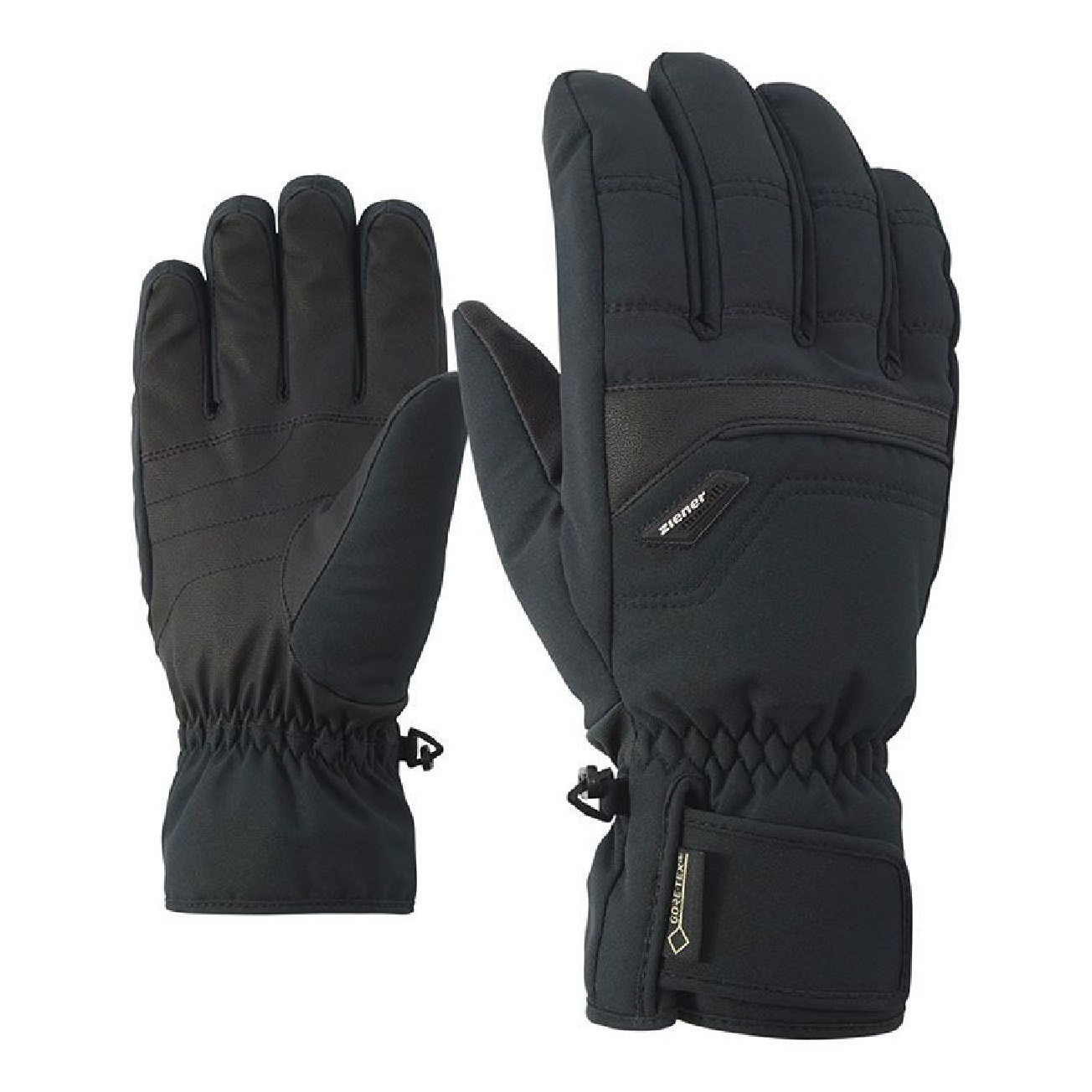 ZienerGlyn GTX Gore plus warmSkihandschuh