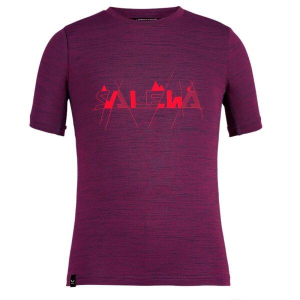 SalewaSimple Life Dry jrFunktionsshirt