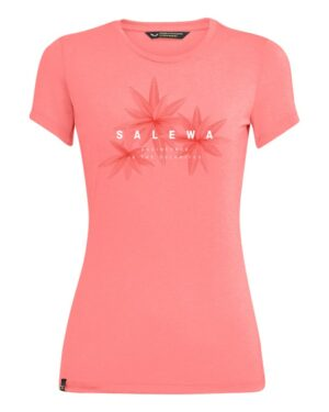 SalewaLines Graphic Dry WFunktionsshirt