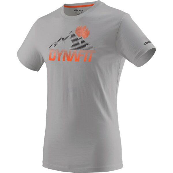DynafitTransalper Graphic MFunktionsshirt