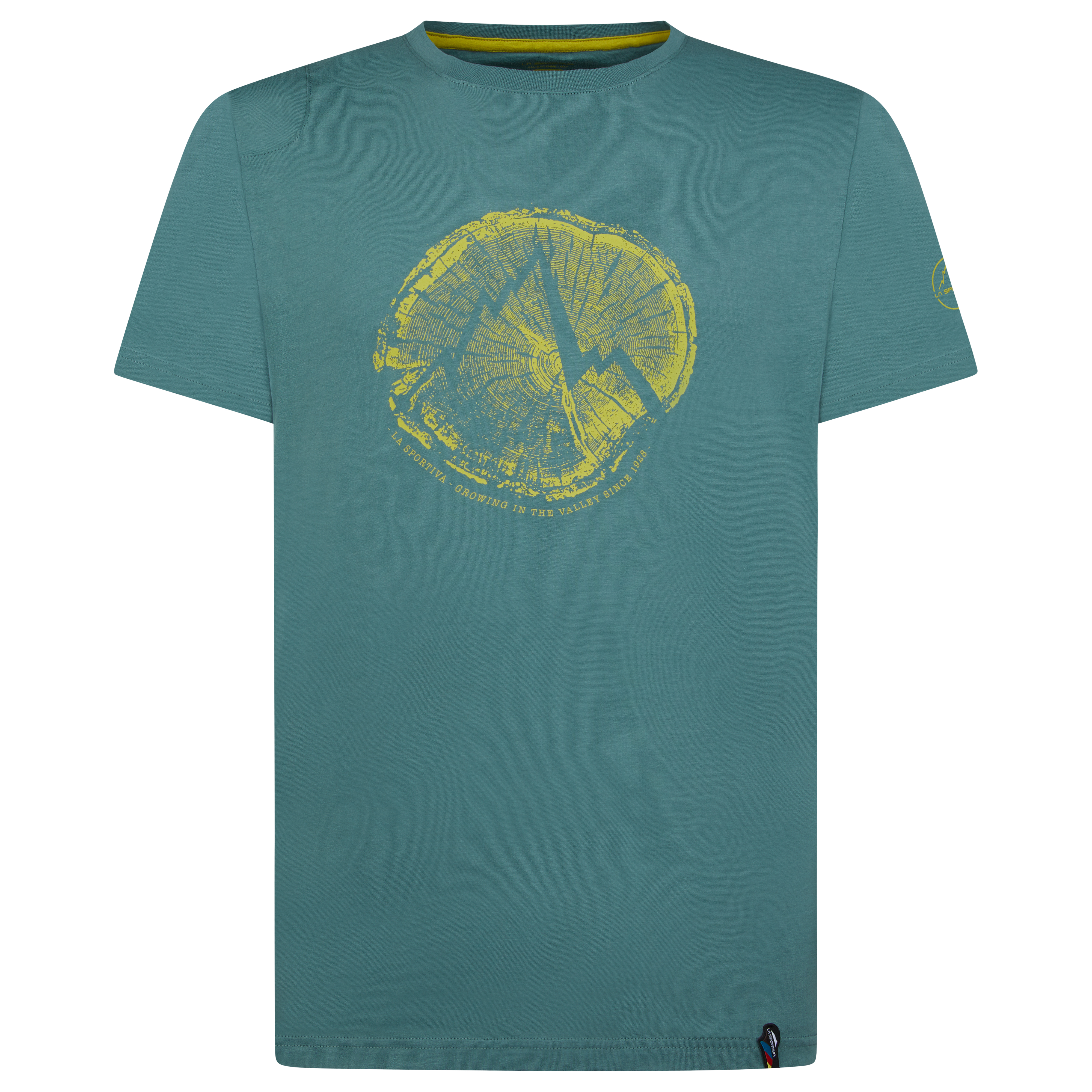 LasportivaCross SectionLogoshirt