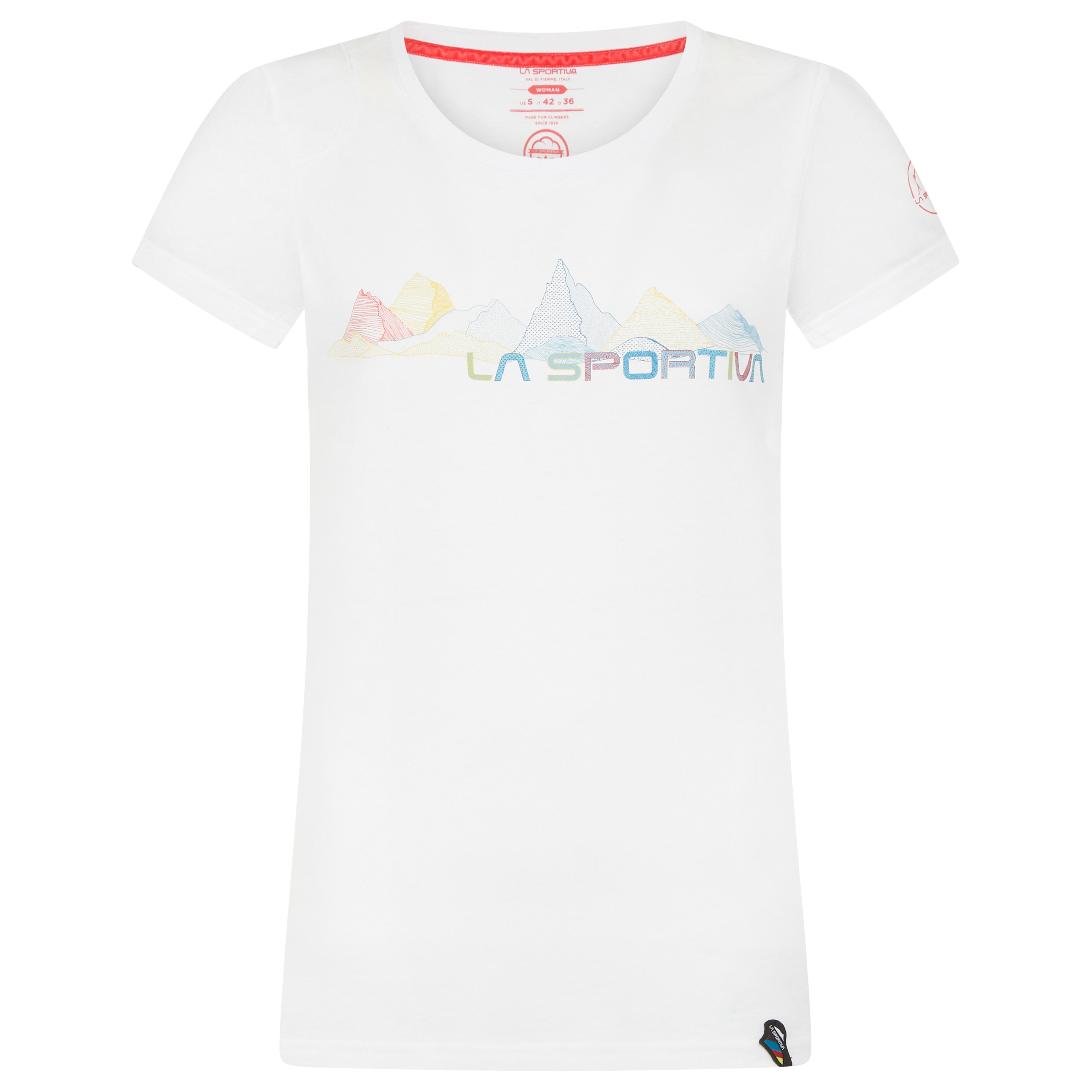 LasportivaPeaks Logoshirt