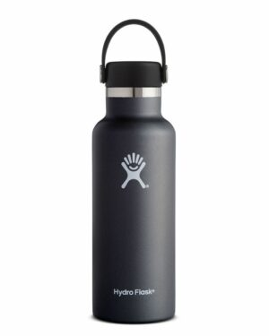 HYDRO FLASKHydroflask - 18 ozTrinkflasche - black